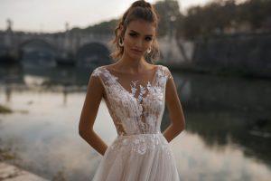 Svadobné šaty Wedding Gallery svadobný salón Bratislava - nová kolekcia