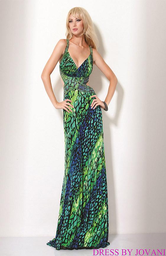 Spoločenské šaty JOVANI 159009 - výpredaj