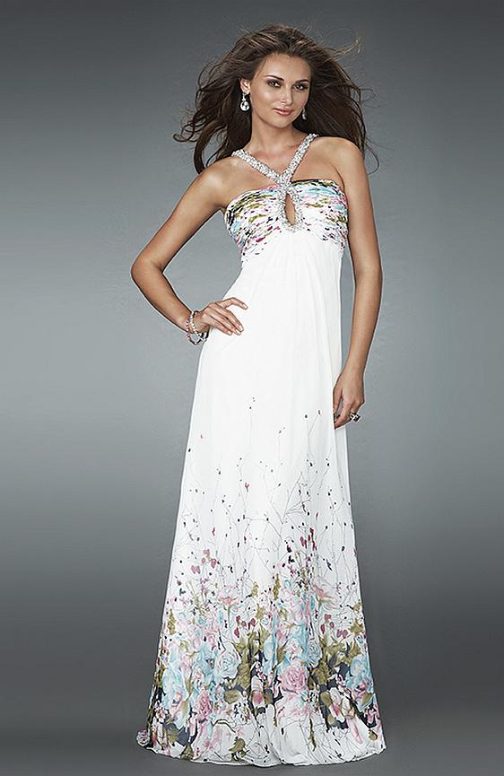 Spoločenské šaty La Femme 14646 - výpredaj