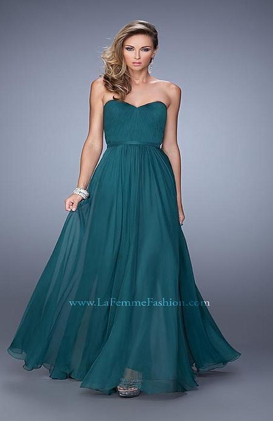 Spoločenské šaty La Femme 20808 výpredaj
