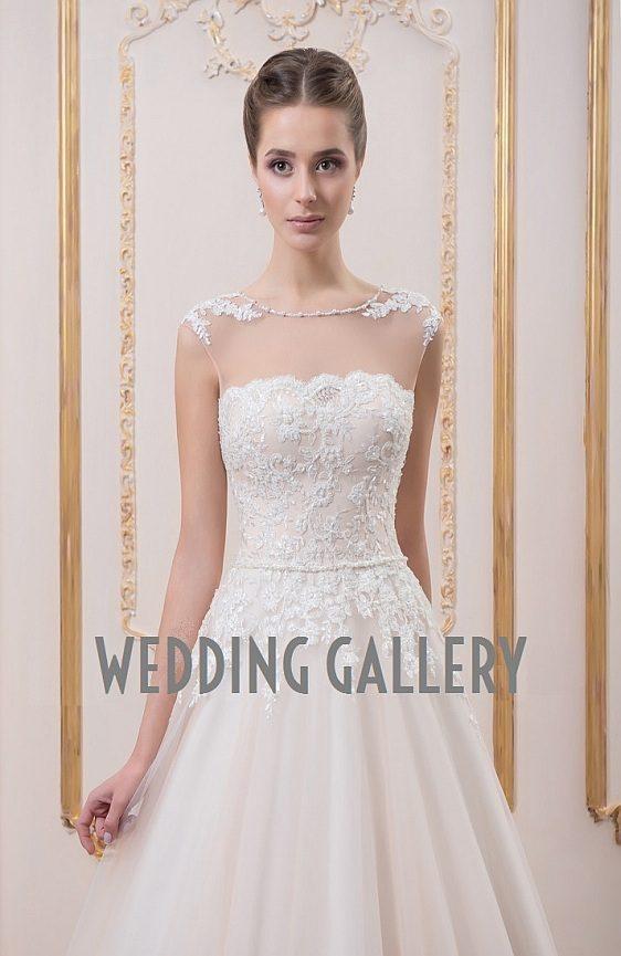 Svadobné šaty čipkované - svadobný salón Wedding Gallery Bratislava